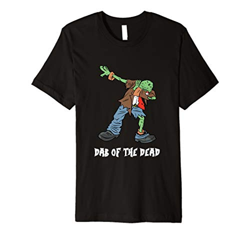 DAB der Toten, Zombie Sanftes Funny Halloween T-Shirt