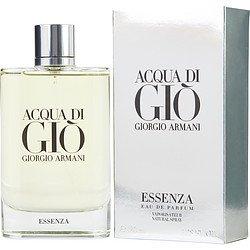 Acqua Di Gio Essenza By Giorgio Armani Eau De Parfum Spray 6 Oz