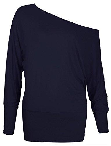 Commencer - T-shirt de sport - Femme Bleu - Bleu marine