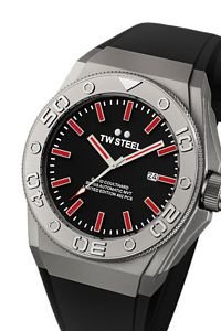 TW Steel CEO Diver David Coulthard Swiss Automatic Limited Edition TWCE-5005