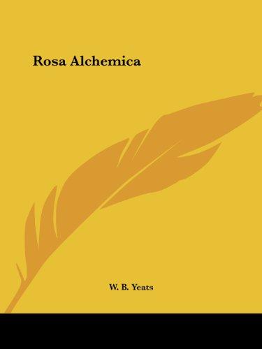 Rosa Alchemica Cover Image