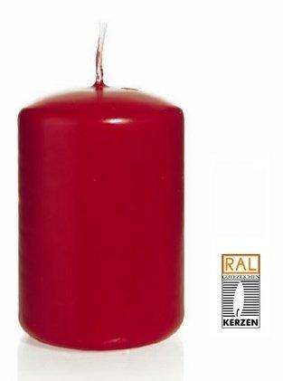 Adventskranzkerzen Rot 50 x 100mm 24 Stück, 218109