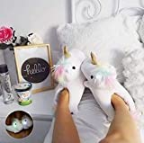 Leuchtende Einhorn Pantoffeln durch Smoko (Importiert) - Unicorn Light Up Slippers by Smoko
