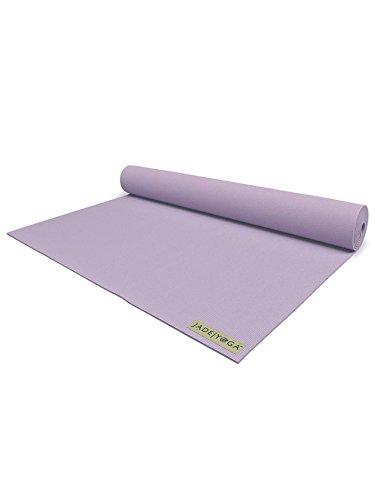 Niños–Esterilla de yoga Jade Kids Pathfinder (6–11jahre), (3mm), (61), (147cm), lavanda