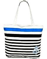 niceEshop(TM) Women Fashion Canvas Shopping Handbag Shoulder Bags