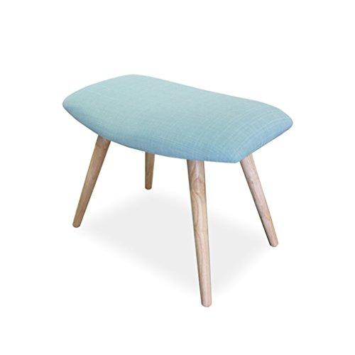 Passen Eigenen Ihre Sie Schuhe (Hocker Nordic japanischen Stil Sofa Massivholz Stuhl passenden Alice Hocker modernen minimalistischen Schlafzimmer Wohnzimmer Schuhe kurze Hocker (26 * 58 * 46 cm) Stühle ( Farbe : C ))