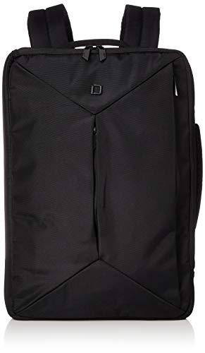 aa6211c6ef11e Dicota D31526 Mochila Poliéster Negro - Mochila para portátiles y netbooks  (Polyester, Black, Monotone, 600 D, Front Pocket, Zipper)