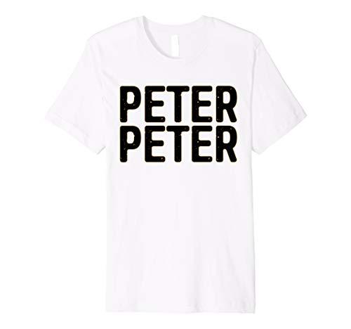 Peter Peter T-Shirt Halloween Pumpkin Eater Kostüm Shirt