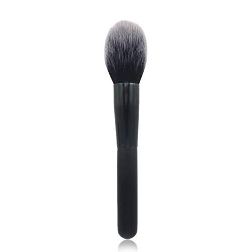 Morelyfish Gesichts Frauen Beauty Powder Blush Flamme Foundation bilden Werkzeug Holzgriff Kosmetik...