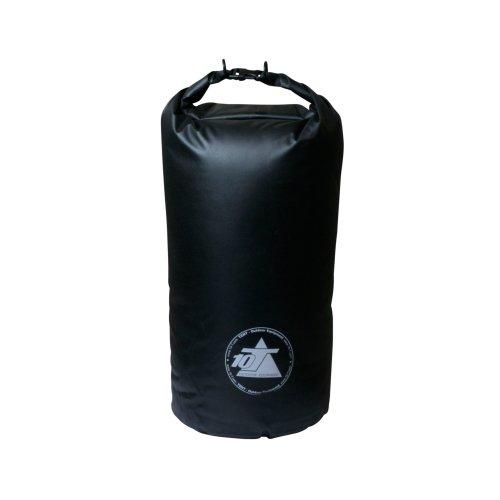 10T WPS 40L Dry Bag 40 Liter wasserdichter Packsack Ø 30x65cm Packbeutel Rollbeutel Seesack Tasche Rucksack Beutel mit Dichtlippe und Steck-Verschluß