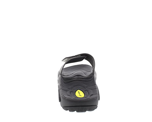 Rider Delta AD FF (81820-8370) Black Dark Grey Yellow