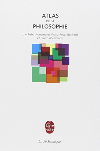 Atlas de La Philosophie (Ldp Encycloped.) par Collective