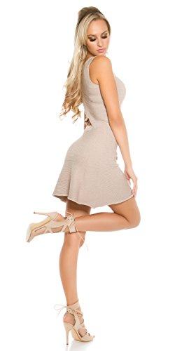 KouCla - Robe - Femme Beige