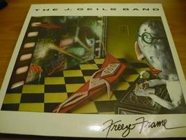 The J. Geils Band - Freeze Frame - LP.