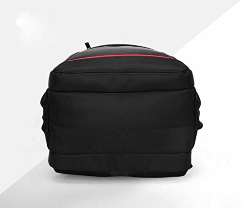 AllureFeng Business 15 16 Zoll Laptop Tasche Herren outdoor Rucksack Rucksack Black