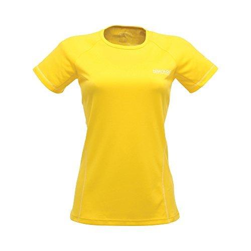 Regatta Femmes Presley T-Shirt Bright Yello