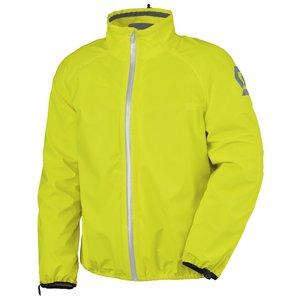 Scott Ergonomic Pro DP Motorrad / Fahrrad Regenjacke gelb 2016: Größe: XL (54/56)