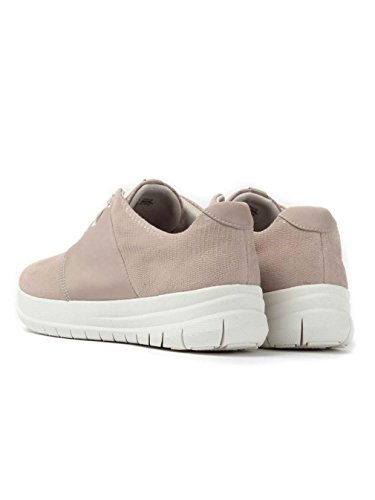 Stampa Fitflop Sportivo-pop X Sneakers Lucertola Rosa Nudo Nudo Rosa