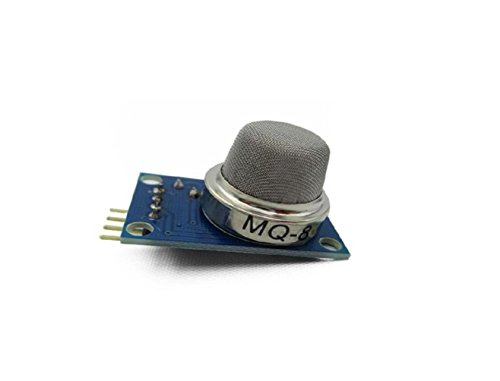 haoyishang mq-8Wasserstoff Gas Sensor-Modul DC 3-5V, 10-1.000ppm Kohlenstoffmonoxid-Gassensor Detektormodul für Arduino -