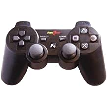 (Renewed) Redgear RG-PS3 Black Bluetooth Gamepad