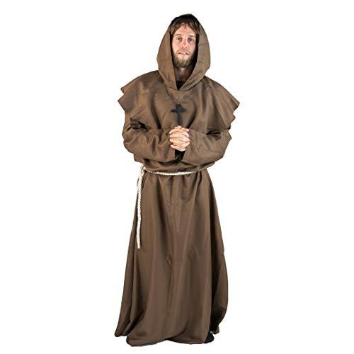 Bodysocks® Mönch Kostüm