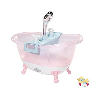 Baby born: bañera interactiva (818183) de Bandai