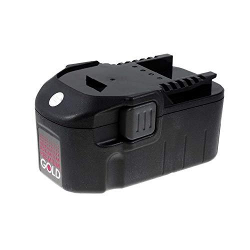 Batería para Würth master Taladro portátil BS 18-A solid 2200mAh NiCd