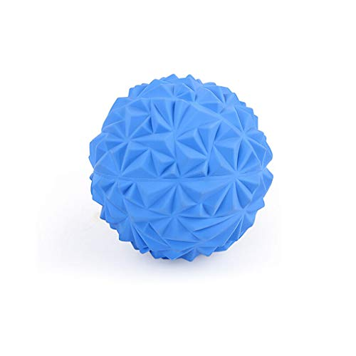 LANA Massageball, Faszienball Muskelentspannung Tiefenmassage Unscented Yoga Fitness Ball Fußsohle Fitness Yoga Massage Ball - Unscented Foam