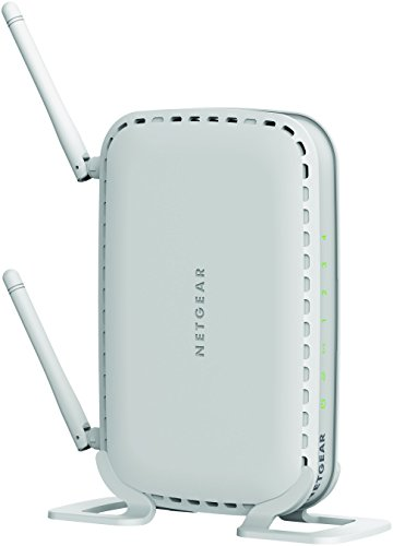 NETGEAR WNR614 5PT N300 Wireless 802.11 Router (300 MBit/s) weiß
