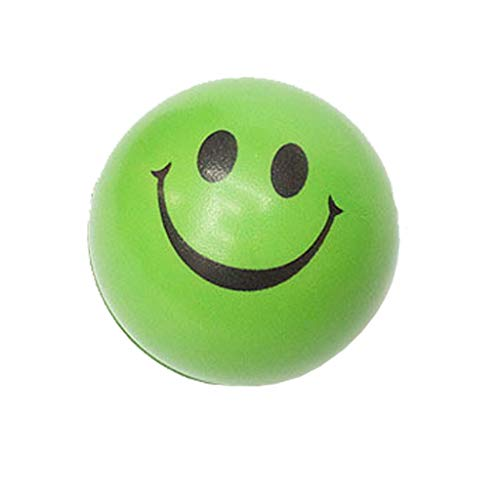 ress Balls Puffer Stress Relief Toys Value Assortment Bulk Stress Relax Toy Balls, Puffer Ball Assortment Most Popular Selection of Hand Exercise Balls & Therapy Balls (Green) ()