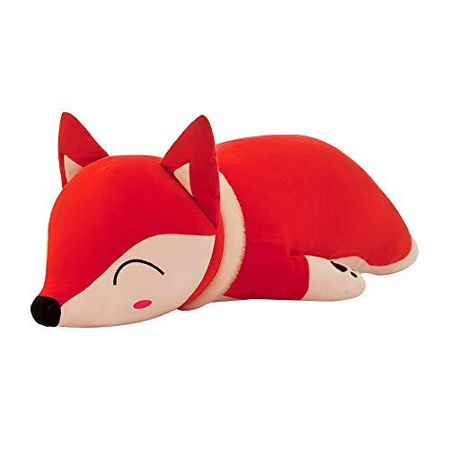 Godagoda 35/50/60 cm Cartoon-Kinderkissen Kawaii Puppen Kuscheltiere Plüschspielzeug für Mädchen Kinder Jungen Spielzeug Plüsch Kissen Kuscheltiere Stofftier