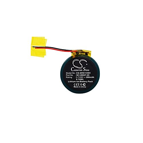 cellephone-batterie-li-ion-pour-garmin-approach-s1-forerunner-110-210-remplace-361-00047-00-