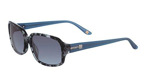 Sonnenbrille AK7033 AK 7033 Blau Schildkr?te