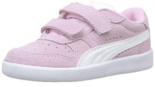 Puma Unisex-Kinder Icra Trainer SD V Inf Sneaker, Pink (Pale Pink-Puma White), 21 EU