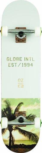 Globe Skateboard Varsity Palm/Fog, 8