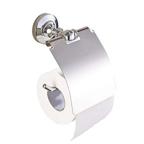 QOETIRT Toilettenpapieraufbewahrung Kupfer Papierhandtuchhalter Technik Haushaltsbasis Kupfer Papierhandtuchhalter Rollenpapierhalter Hardware Kupfer Anhänger Metall -