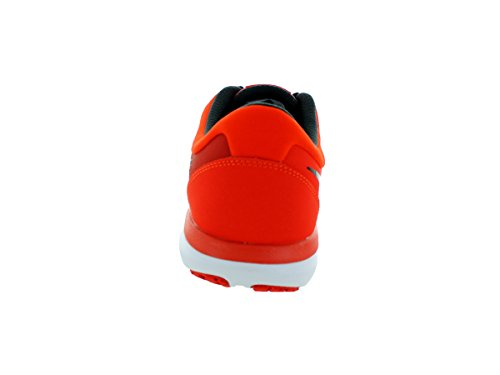 Nike - Flex 2015 Rn - , homme Naranja / Negro / Blanco (Team Orange / Blk-Anthrct-White)
