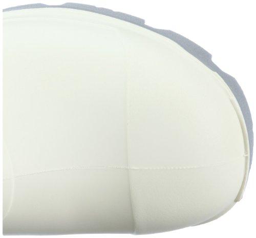 Nora Max 72270, Stivali da pioggia unisex, , Bianco (Weiss (weiß 10))