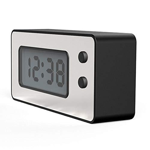 Applyvt LCD Ultrafino Reloj Digital De Coche Digital