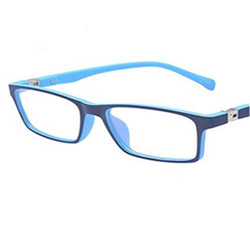 Summer Kinderspektakuläre Brillengläser Für Kinder,Himmel Blau
