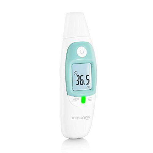 MINILAND - Termómetro contacto medición temperatura
