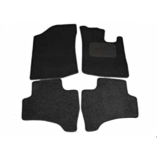 Citroen C1 Perfect Fit Tailored Black Car Mats by AoE Performance