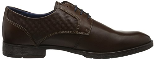 camel active Boavista 12, Derby Homme Marron (Brandy 02)