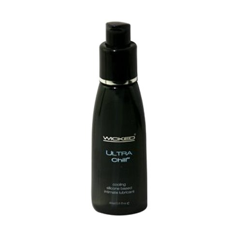 Wicked Ultra Chill Lubricant 60ml (Cooling Effect)