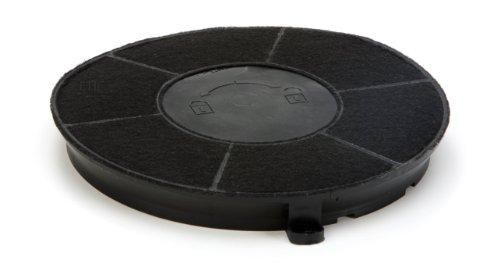 DREHFLEX® - Kohlefilter/Aktivkohlefilter - passend für Bauknecht/Whirlpool/Ikea - passend für 480122101262 // AMC037 AMC 037