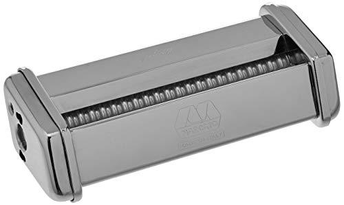 Marcato AC-150-BIG Accessorio Bigoli per Macchina per la Pasta Atlas 150, Acciaio Cromato, Argento