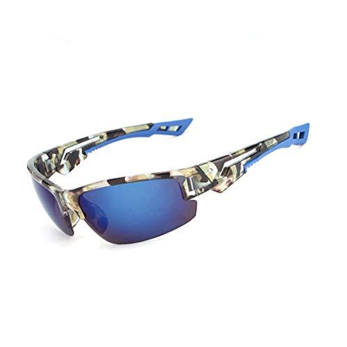 Unisex Rennradbrille UV-Schutz Winddicht Staubdicht Sanddicht Retrobrille Laufen Reiten Fahren Motorradzubehör