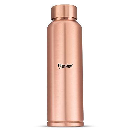 Prestige Tattva Copper Bottle, 1 litres, Reddish Brown