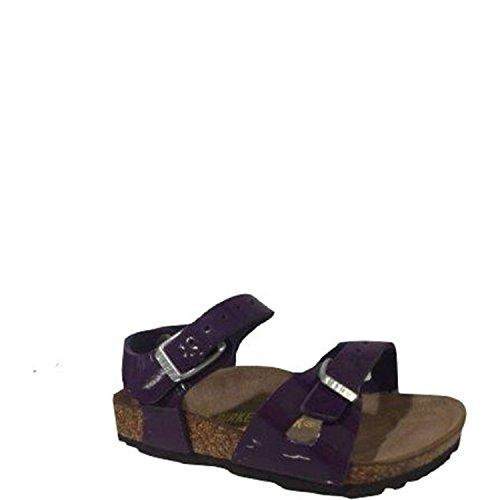 Birkenstock Rio, Sandales mixte enfant purple