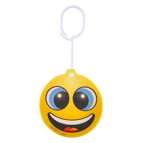 TOPPEN SWEDEN Car Air Freshener Emoticon Happy